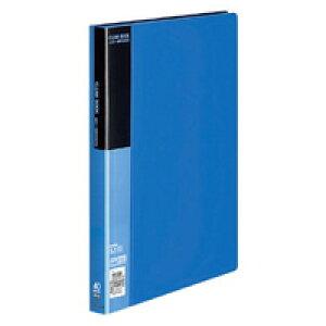 コクヨ クリヤーブック 固定式 a4縦 ポケット 青 ラーb40b コクヨ 4901480146867