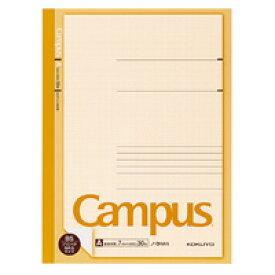 【単価149円×10セット】コクヨ キャンパスノート B5プリントが貼れるサイズ A罫 30枚 コクヨ 4901480253572(10セット)