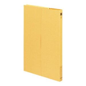 【483円×10セット】KOKUYO(コクヨ)ケースファイル 高級色板紙A4縦 黄3冊入フ-950NY (10セット)