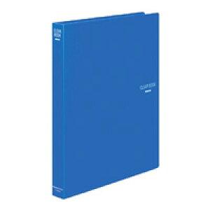 【1481円×1セット】KOKUYO(コクヨ)クリヤーブック替紙式A4縦30穴23枚ポケット 青ラ−460B