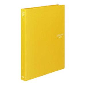 【1481円×1セット】KOKUYO(コクヨ)クリヤーブック替紙式A4縦30穴23枚ポケット 黄ラ−460Y