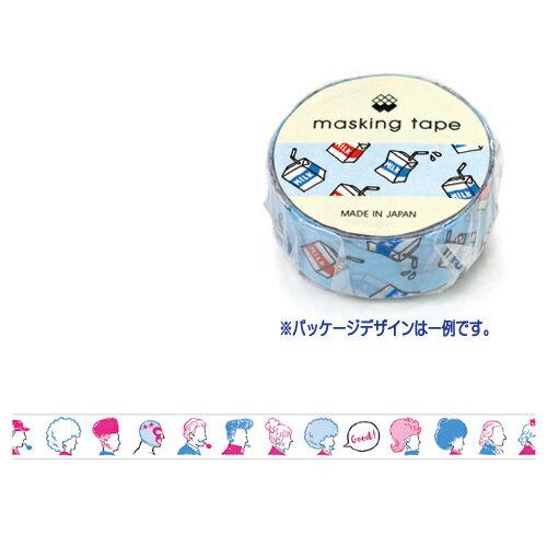 マインドウェイブ マスキングテープ 93360 YOKOGAO (10セット)