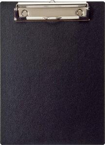 ナカバヤシ ハンディー・クリップボード A5 E型 ブラック QB-A501-D