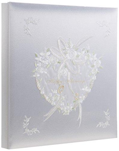 Nakabayashi(ナカバヤシ)フエルL婚礼/ハッピーマリッジ/ホワイト ア−OLK−107/N−W