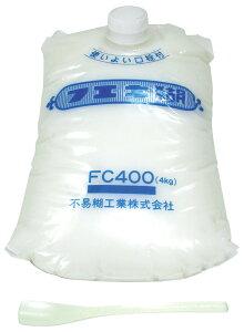 【送料無料・単価2556円・10セット】フエキ でんぷんのり 補充用 FC400 4kg(10セット)
