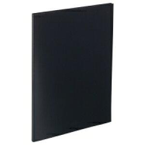 LIHITLAB クリヤーブック交換式 N5051-24 A2S 黒