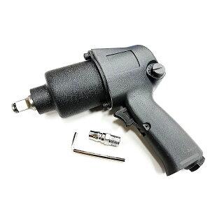 エアーインパクトレンチ ツインハンマー トルク エアインパクトレンチ プロ仕様 ハイパワー タイヤ交換 660N.m 1/2インチ 12.7mm