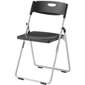 【法人様限定】【1脚】パイプ椅子 折りたたみ椅子 パイプイス 4.0kg スチール コンパクト 軽量 安全設計 連結 省スペース収納 R-CAL-XS01M