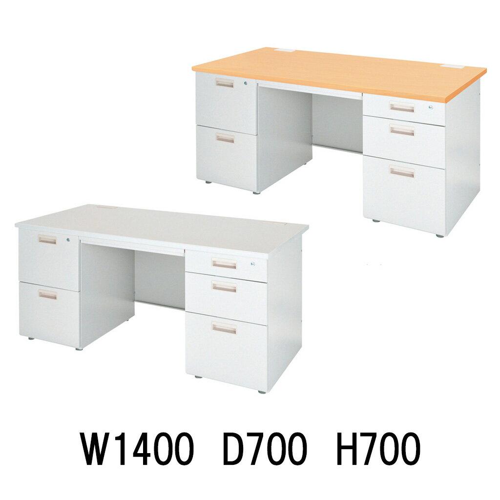 【法人限定】 オフィスデスク 事務机 パソコンデスク 事務デスク デスク 机 事務用 オフィス家具