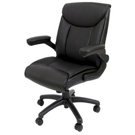 オフィスチェア チェア 在宅ワーク 椅子 レザー 肉厚クッション おしゃれ 在宅勤務 在宅 椅子 パソコンチェア ロッキングチェア 腰痛 事務椅子 事務イス 事務 事務用 チェアー R-OFC-12
