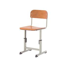 最大400円オフクーポン! 学習椅子  2cm間隔で高さ調節可能【可動式 Lサイズ 背座合板】学校椅子 学生椅子 生徒用椅子 教室椅子 勉強椅子 学習チェア 講義椅子 講義チェア YEC-601AFW-L/