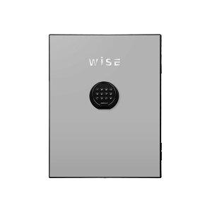 デジタルテンキー式 デザイン金庫用フェイスパネル 容量5Kg ライトグレイ WS500FPLG
