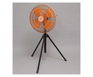 工業扇風機 三脚型 KF-431S【A】 アイリスオーヤマ 扇風機 工業用扇風機 工業扇風機 オフィス扇風機 せんぷうき ファン 4枚 風量調整 左右首振り 会社 業務用 オフィス 大型扇風機 工場扇風機