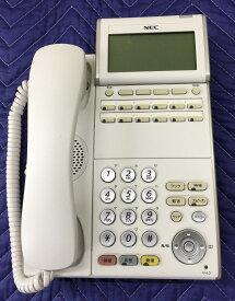 中古 状態良いですNEC Aspire XビジネスフォンDTL-12D-1D(WH)