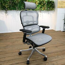 Ergohuman Pro エルゴヒューマン プロ ハイバック ハイタイプ EHP-HAM 高機能オフィスチェア 高機能チェア ランバーサポート メッシュ パソコンチェア PCチェア デスクチェア ワークチェア 関家具 オフィス家具 イス 椅子 オフィスチェア