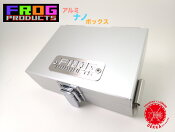 FROG PRODUCTS/フロッグ プロダクツ 【アルミナノボックス】  アルミ コンパクト ボックス 荒井謙太