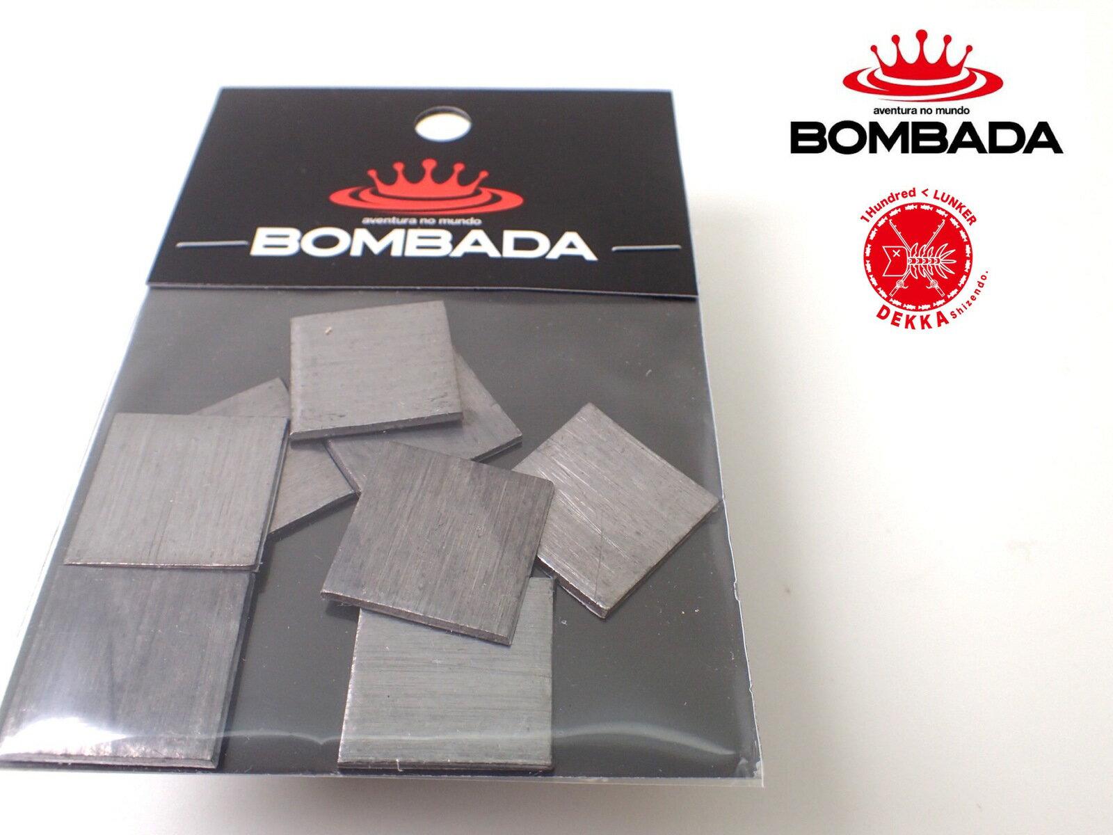 BOMBADA AGUA/ボンバダ アグア 【トビキチ オプションパーツ/Square Wait 4g/スクウェア ウエイト 4g】(代引き不可商品)