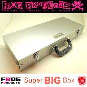 送料無料 FROG PRODUCTS / フロッグプロダクツ  【 Super Big Box / スーパービッグボックス 】   トップ道 荒井謙太