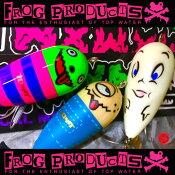 FROG PRODUCTS / フロッグプロダクツ  【 ウッドクリーピーバズ 】   トップ道 荒井謙太