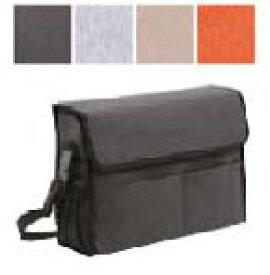 オカムラ モバイルバッグ 2ケセット 【 A4 クローズタイプ 】 【 選べるカラー 全4色 】 【 2WAY 長さ調節可能 手提げ・肩掛けショルダー 】 【 ドリンクホルダー 】 【 内外ポケット 】 【 完成品渡し 】