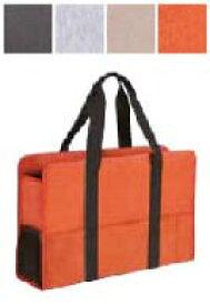 オカムラ モバイルバッグ 2ケセット 【 B4 オープンタイプ 】 【 選べるカラー 全4色 】 【 手提げバッグタイプ 】 【 ドリンクホルダー 】 【 内外ポケット 】 【 完成品渡し 】