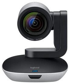 【 10/20AM 入荷日確認中 】 ロジクール製 Webカメラ ZLC-CC2900EP PTZ Pro 2 1台 【 ロジクール独自で設計 製造した最高の技術標準を満たすレンズにより非常に離れた場所にいても相手の前に座っているような体験をすることが可能なPTZ Proカメラ 】
