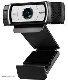 【 10/20AM 入荷日確認中 】 ロジクール製 Webカメラ ZLC-C930ER WEBCAM 1台 【 ビジネス対応のウェブカメラ 】 【 90°の視野とH.264/SVCエンコーダーを備えた画質ウェブカメラ 】 【 ビジネスグレードの認定を取得 】 【 高画質・低帯域幅 】
