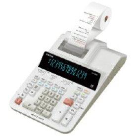 プリンター電卓 DR-240R-WE ホワイト