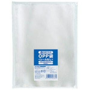 OPP袋(シールなし)A5 100枚 B625J-A5