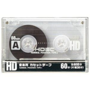 HI-DISC ノーマルポジション60分 10巻 HDAT60N10P2