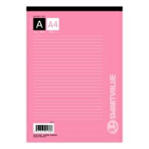 レポート用紙5冊パック A4A罫 P007J-5P