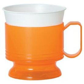 インサートカップホルダー オレンジ 5個