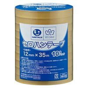 セロハンテープ 12mm×35m 300巻 B637J-300