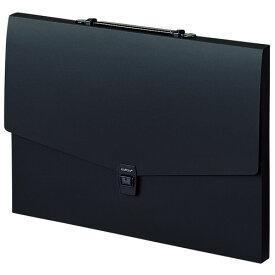 【セキセイ】 アルタートケース<フラットタイプ> A3 ブラック ART-702-60 【ケースバッグ】 【ケース】