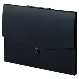 【セキセイ】 アルタートケース<フラットタイプ> B3 ブラック ART-802-60 【ケースバッグ】 【ケース】