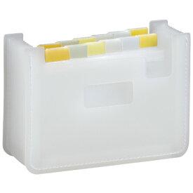 【セキセイ】 セマック ドキュメントスタンド ポストカード ホワイト MA-3060-70 【ボックスファイル】 【デスクトップ収納品】
