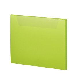 【セキセイ】 セマック キャリーファイル A4 ライトグリーン MA-3409-33 【ケースバッグ】 【ケース】