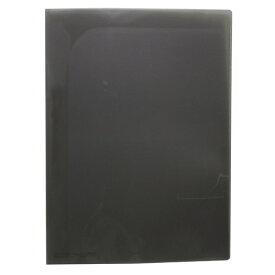 【セキセイ】 ページイン クープレファイル A4 グレー PAL-200-70 【ファイル】 【穴をあけずにとじるファイル】