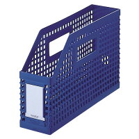 【セキセイ】シスボックス<ヨコ型>A4青SBX-86-10【ボックスファイル】【ボックス型ファイル】