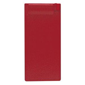 【セキセイ】 クリップボード 伝票 レッド SSS-2059P-20 【ファイル】 【クリップボード】