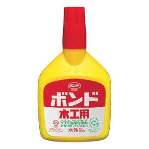 【J-462613】【コニシ】ボンド #10132 木工用 180g【瞬間接着剤・ボンド】