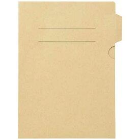 【J-381315】【ジョインテックス】紙製ホルダーA4 10枚入 D006J【ポケットファイル】