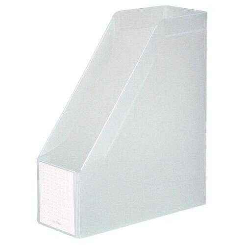 【セキセイ】アドワン ボックスファイル A4タテ クリア AD-2650-90 【ボックスファイル】 【ボックス型ファイル】