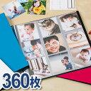 【セキセイ】 フォトアルバム<高透明> ましかくサイズ写真 360枚収容 9面タイプ KP-8936 ましかくアルバム  …
