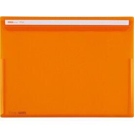 【セキセイ】 アクティフV フリップファイル <オレンジ> ACT-5901-51  【ファイル】 【穴をあけずにとじるファイル】【ポイント10倍】