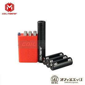 coilmaster coiljig V4/コイルジグ/コイルマスター/リビルダブル ビルド vape ベイプ ブイフォー ビルドツール 電子タバコ rda rta [B-13]