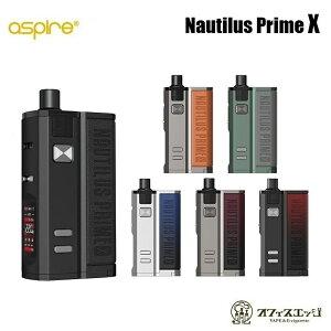新着商品 Aspire Nautilus Prime X POD/ノーチラスプライムエックス/アスパイア/ベイプ スターターキット 電子タバコ 本体 vape mod 18650 ノーチラスプライムX [M-1]