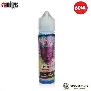 Dr Vapes The Pink Remix Frozen 60ml/リミックスフローズン/ドクターベイパー/vape ベイプ 電子タバコ リキッド フルーツ ミントメンソール カシス【ニコチン0 タール0】[A-13]