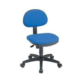 ナカバヤシ OHチェア RZG-201BL [いす オフィスチェア 事務用チェア オフィス用品 オフィス用 オフィス家具 チェア 椅子 イス 事務椅子 デスクチェア パソコンチェア]