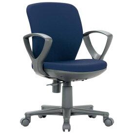 生興 OA-1000シリーズ 背ロッキングタイプ 肘付 布張り OA-1055EJF [いす オフィスチェア 事務用チェア オフィス用品 オフィス用 オフィス家具 チェア 椅子 イス 事務椅子 デスクチェア パソコンチェア]